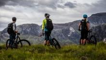 Hai pe bicicletă! Pensiunea Mountain-Rest