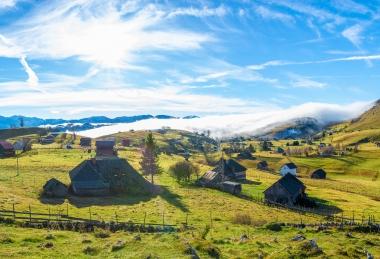 Relaxare în Munții Harghita
